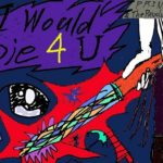 PRINCE『I Would Die 4 U』流星が弾け散る スペースマウンテン サウンド